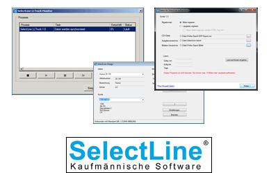 Softwareentwicklung für SelectLine